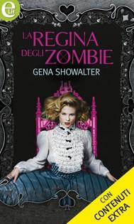 La regina degli zombie - copertina