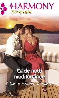 Calde notti mediterranee - copertina