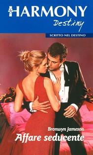 Affare seducente - copertina