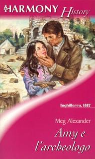 Amy e l'archeologo - copertina