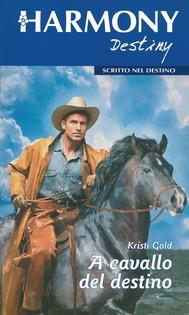 A cavallo del destino - copertina