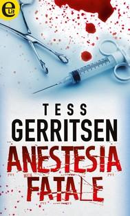 Anestesia fatale (eLit) - copertina