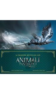 Animali fantastici e dove trovarli: la creazione artistica del film - copertina