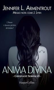 Anima divina - copertina