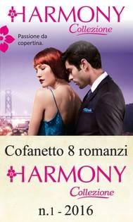 Cofanetto 8 romanzi Harmony Collezione-1 - copertina