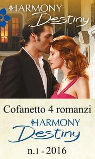 Cofanetto 4 romanzi Harmony Destiny-1 - copertina