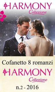 Cofanetto 8 romanzi Harmony Collezione-2 - copertina