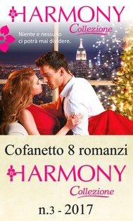 Cofanetto 8 romanzi Harmony Collezione-3 - copertina