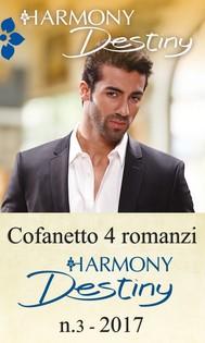 Cofanetto 4 romanzi Harmony Destiny-3 - copertina