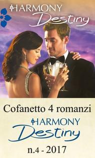 Cofanetto 4 romanzi Harmony Destiny-4 - copertina