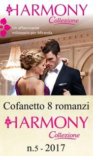 Cofanetto 8 romanzi Harmony Collezione-5 - copertina