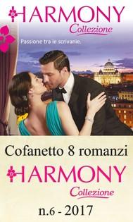 Cofanetto 8 romanzi Harmony Collezione-6 - copertina