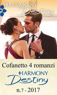 Cofanetto 4 romanzi Harmony Destiny-7 - copertina