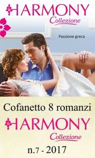 Cofanetto 8 romanzi Harmony Collezione-7 - copertina