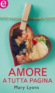 Amore a tutta pagina (eLit) - copertina