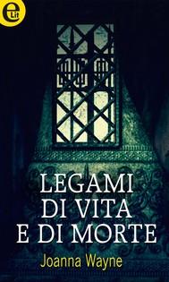 Legami di vita e di morte (eLit) - copertina