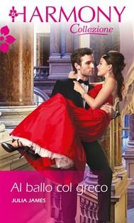 Al ballo col greco - copertina