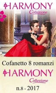 Cofanetto 8 romanzi Harmony Collezione - 8 - copertina