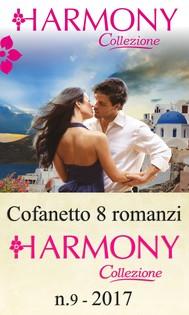 Cofanetto 8 romanzi Harmony Collezione - 9 - copertina
