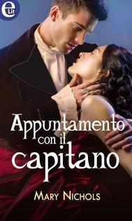 Appuntamento con il capitano (eLit) - copertina