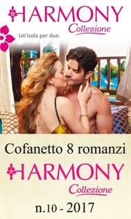 Cofanetto 8 romanzi Harmony Collezione - 10 - copertina
