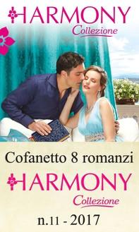 Cofanetto 8 Harmony Collezione n11/2017 - Librerie.coop