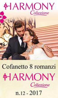 Cofanetto 8 Harmony Collezione n.12/2017 - Librerie.coop