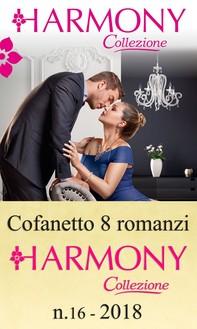 Cofanetto 8 Harmony Collezione n.16/2018 - Librerie.coop