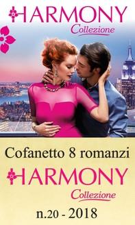 Cofanetto 8 Harmony Collezione n.20/2018 - Librerie.coop