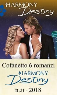 Cofanetto 6 Harmony Destiny n.21/2018 - Librerie.coop