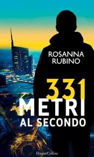 331 metri al secondo - copertina