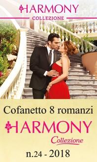 Cofanetto 8 Harmony Collezione n.24/2018 - Librerie.coop
