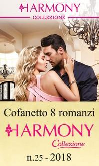 Cofanetto 8 Harmony Collezione n.25/2018 - Librerie.coop