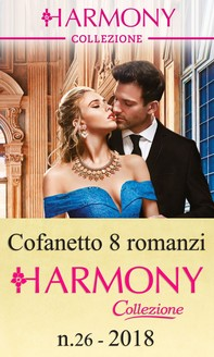 Cofanetto 8 Harmony Collezione n.26/2018 - Librerie.coop