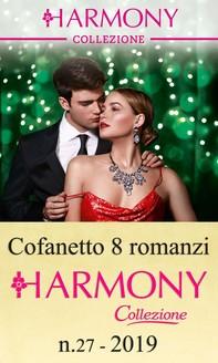 Cofanetto 8 Harmony Collezione n.27/2019 - Librerie.coop