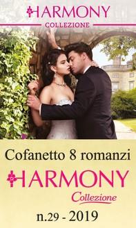 Cofanetto 8 Harmony Collezione n.29/2019 - Librerie.coop