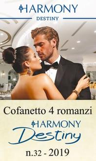 Cofanetto 4 romanzi Destiny n. 32/2019 - Librerie.coop