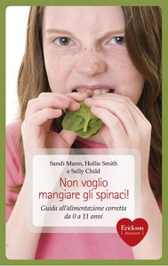Non voglio mangiare gli spinaci! - copertina