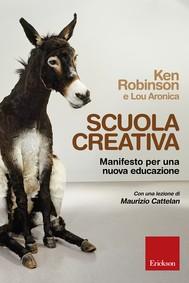 Scuola creativa - copertina