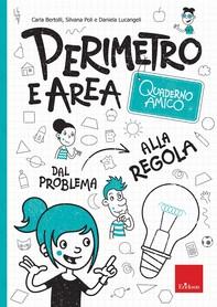Quaderno amico - Perimetro e area - Librerie.coop