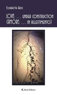 Love... under construction (Amore... in allestimento) - copertina
