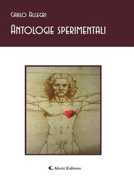 Antologie sperimentali - copertina