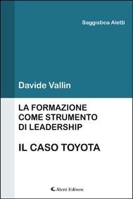 La formazione come strumento di leadership - copertina