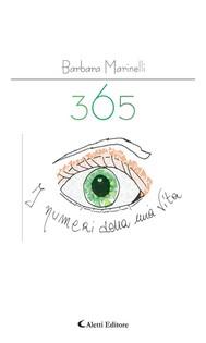 365 i numeri della mia vita - copertina