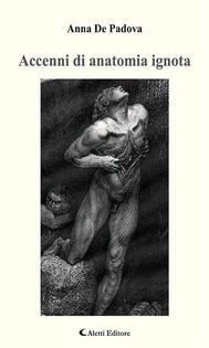 Accenni di anatomia ignota - copertina