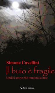 Il buio è fragile - copertina