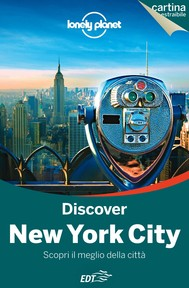 Discover New York City - copertina