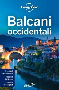 Balcani Occidentali - copertina