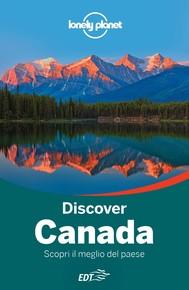Discover Canada - copertina