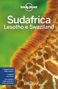 Sudafrica, Lesotho e Swaziland - Librerie.coop